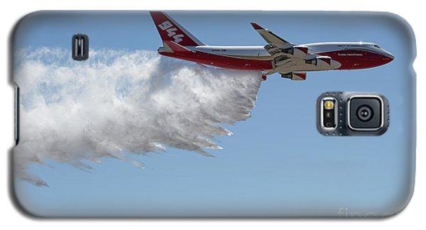 747 Supertanker Drop Galaxy S5 Case