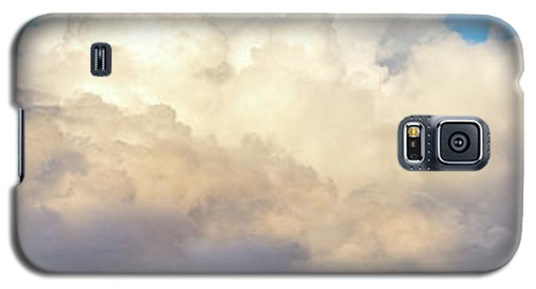 Galaxy S5 Case featuring the photograph Clouds by Les Cunliffe