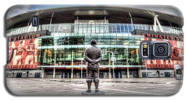 Arsenal Fc Emirates Stadium London Galaxy S5 Case