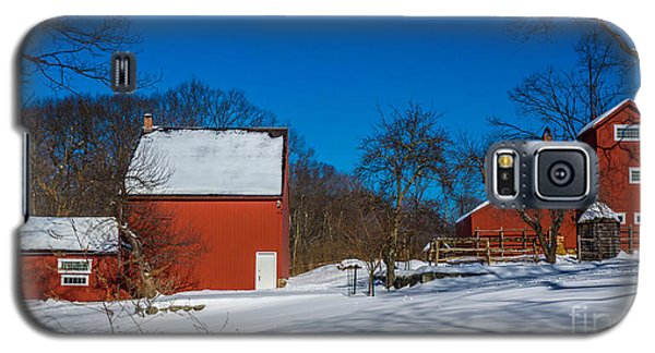 Weir Farm National Historic Site. Galaxy S5 Case
