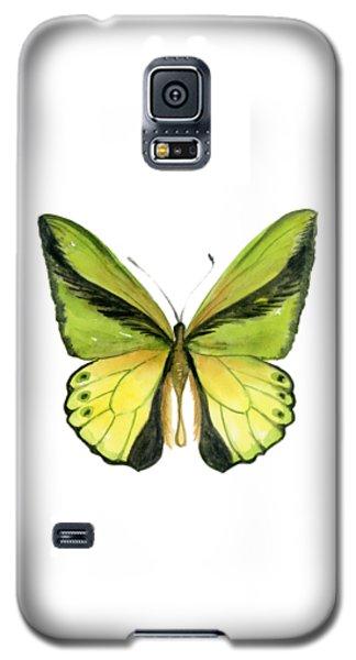 8 Goliath Birdwing Butterfly Galaxy S5 Case