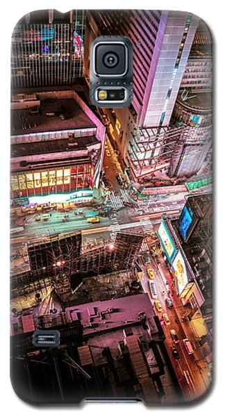 New York City Galaxy S5 Case by Vivienne Gucwa