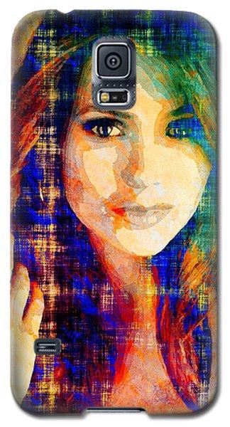 Nina Dobrev Galaxy S5 Case