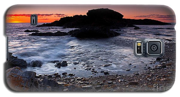Galaxy S5 Case featuring the photograph Second Valley Sunset by Bill Robinson