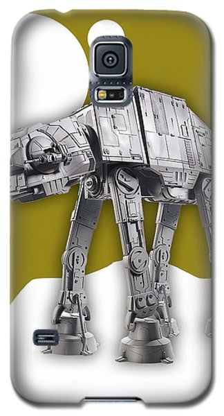 Star Wars At-at Collection Galaxy S5 Case by Marvin Blaine