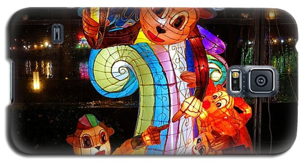 The 2016 Kaohsiung Lantern Festival Galaxy S5 Case