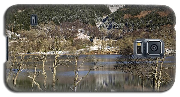 Trossachs Scenery In Scotland Galaxy S5 Case