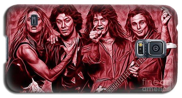 Van Halen Collection Galaxy S5 Case by Marvin Blaine