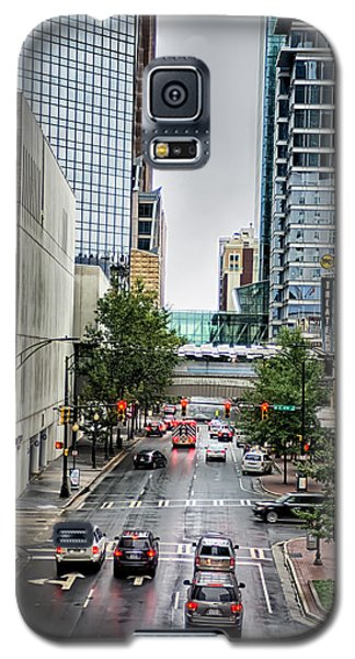 Charlotte North Carolina Views Around  Downtown Galaxy S5 Case