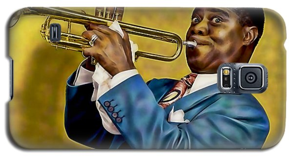 Louis Armstrong Collection Galaxy S5 Case