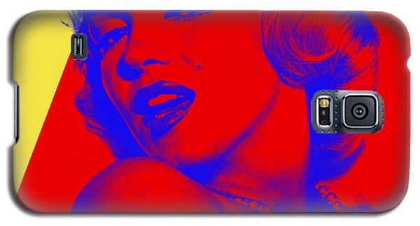 Marilyn Monroe Collection Galaxy S5 Case by Marvin Blaine