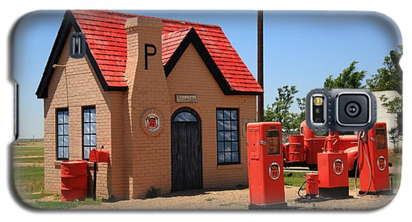 Route 66 - Phillips 66 Gas Station Galaxy S5 Case