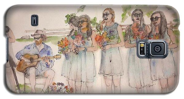 The Wedding Album  Galaxy S5 Case