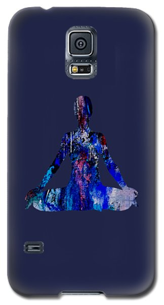 Yoga Collection Galaxy S5 Case by Marvin Blaine