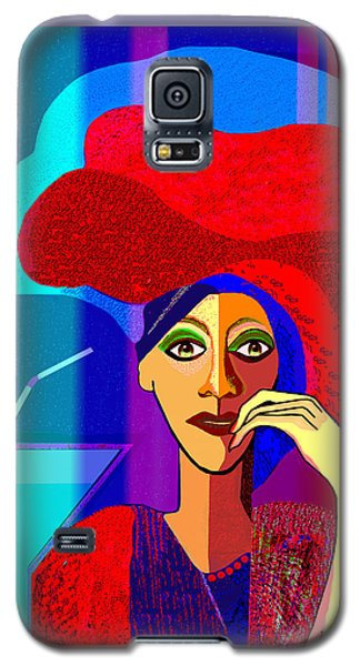 909 -   Summer   Cocktail Galaxy S5 Case