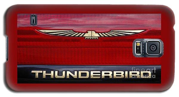 90s Thunderbird Galaxy S5 Case
