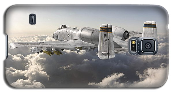 A-10 Thunderbolt II Galaxy S5 Case by David Collins