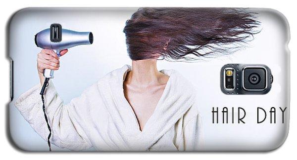 A Bad Hair Day Galaxy S5 Case