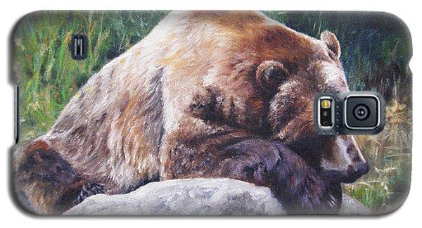A Bear Of A Prayer Galaxy S5 Case