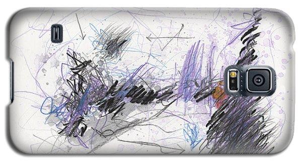 A Beast Of A Night Galaxy S5 Case