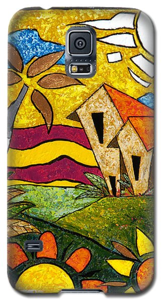 A Beautiful Day Galaxy S5 Case