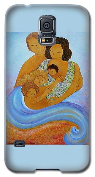 A Beautiful Family Galaxy S5 Case by Gioia Albano