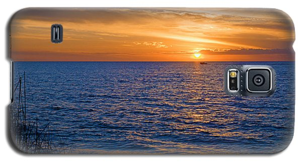 A Beautiful Sunset In Naples, Fl Galaxy S5 Case