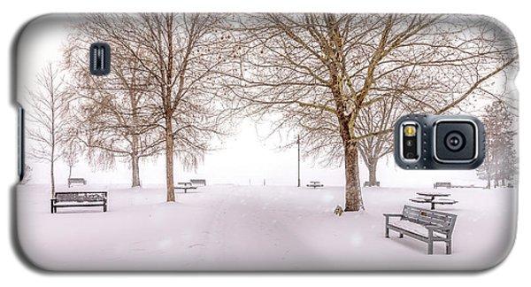 A Beautiful Winter's Morning  Galaxy S5 Case