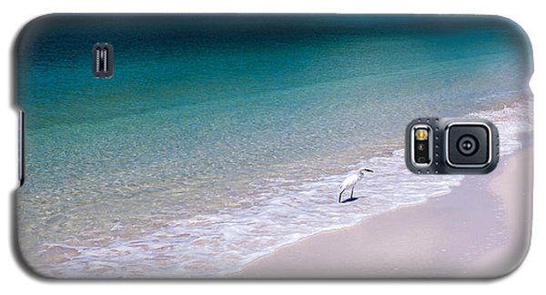 A Bird In Paradise Galaxy S5 Case