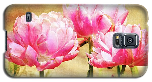 A Bouquet Of Tulips Galaxy S5 Case