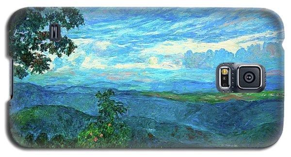 A Break In The Clouds Galaxy S5 Case by Kendall Kessler