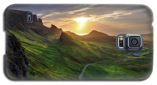 A Break In The Clouds Galaxy S5 Case