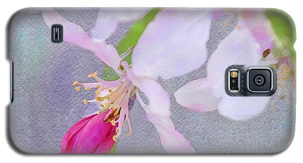 Galaxy S5 Case featuring the photograph A Breath Of Spring by Betty LaRue