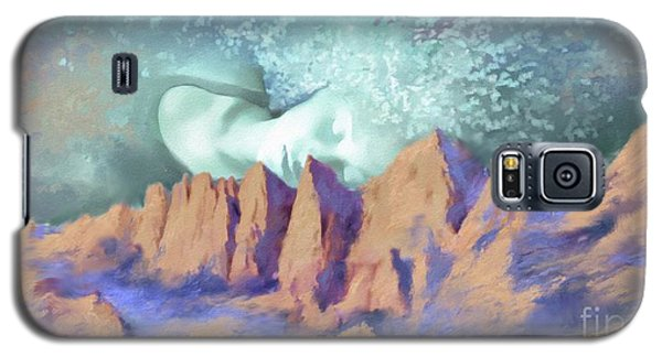 A Breath Of Tranquility Galaxy S5 Case