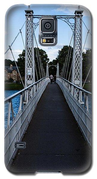 A Bridge For Walking Galaxy S5 Case