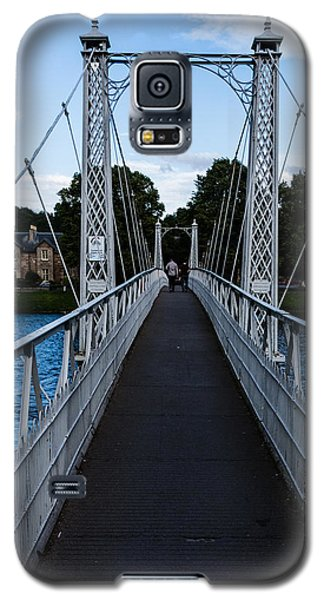 A Bridge For Walking Galaxy S5 Case