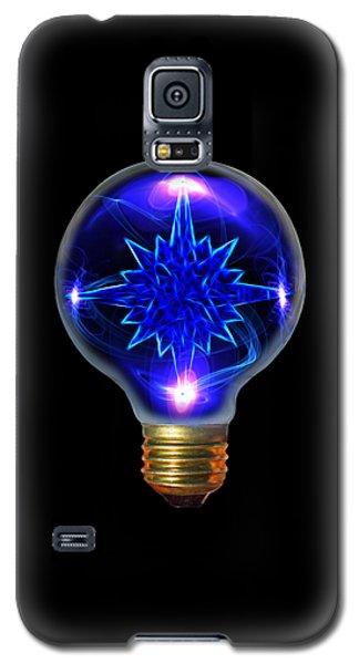 A Bright Idea Galaxy S5 Case by Shane Bechler