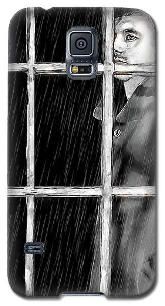 A Broken Heart Galaxy S5 Case