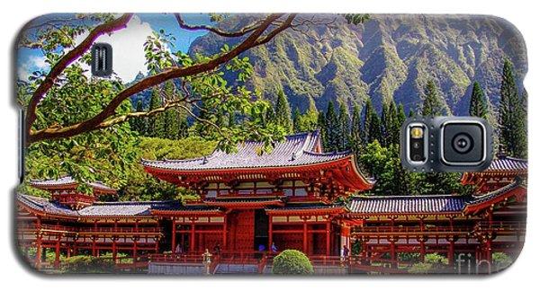Buddhist Temple - Oahu, Hawaii - Galaxy S5 Case