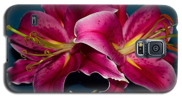 A Bunch Of Beauty Floral Galaxy S5 Case