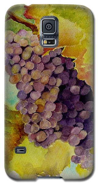 A Bunch Of Grapes Galaxy S5 Case
