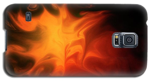 A Burning Passion Galaxy S5 Case