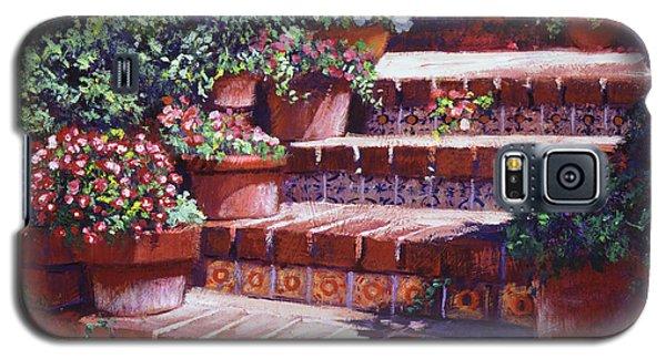 Beverly Hills Galaxy S5 Case - A California Greeting by David Lloyd Glover