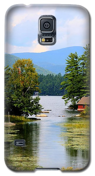 Galaxy S5 Case featuring the photograph A Calm Day by Adrian LaRoque