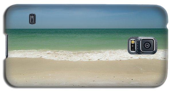 A Calm Wave Galaxy S5 Case