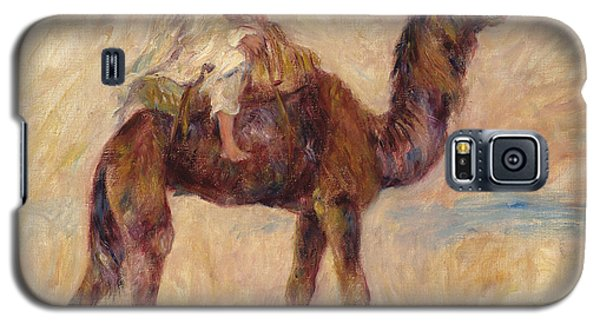 A Camel Galaxy S5 Case by Pierre Auguste Renoir
