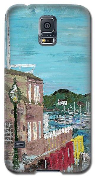 A Cape Cod Dream Galaxy S5 Case