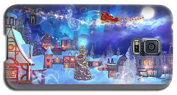 A Christmas Wish Galaxy S5 Case