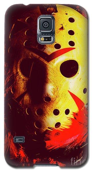 A Cinematic Nightmare Galaxy S5 Case
