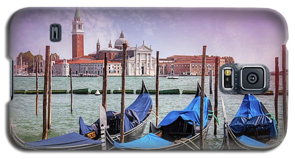 A Classic View Of Venice Italy  Galaxy S5 Case